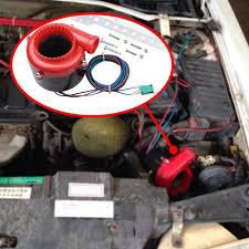 lexus rx300 turbo kit amazon com car fake turbo electronic dump blow off valve bov
