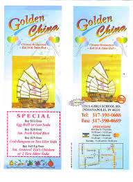 golden china golden china menu menu for golden china west indianapolis