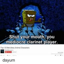 Clarinet Player Meme - 25 best memes about mediocre clarinet player mediocre