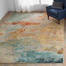 Nourison Area Rugs Nourison Celestial Sealife Rug 3 11 X 5 11 Free Shipping Today