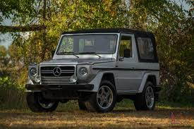 mercedes g wagon convertible for sale mercedes g300 g class convertible low milage amg