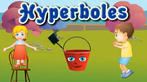 figurative language hyperboles fun and educational game for