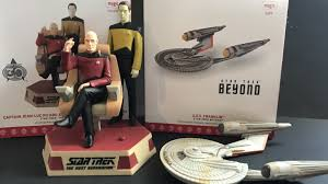 review 2017 trek hallmark keepsake ornaments uss franklin