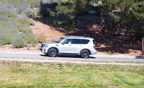 nissan armada 2017 2017 nissan armada pictures photo gallery car and driver