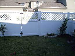 how to make your yard private us aluminum