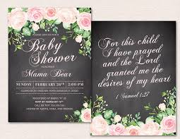 shabby chic baby shower invitations u2013 designs by kiki