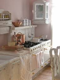 Shabby Chic Kitchen Furniture by 20 Elements Necessary For Creating A Stylish Shabby Chic Kitchen
