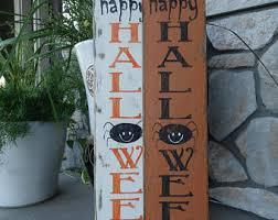 Halloween Home Decorating Halloween Decor Etsy
