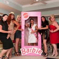 facebook themes barbie barbie inspired bachelorette party pictures photos and images for