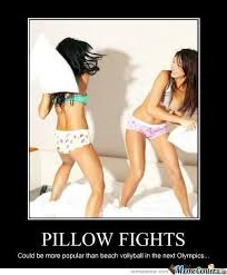 Pillow Fight Meme - why we love pillow fights 10 photos funny daily pinterest