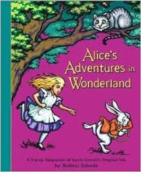 alice wonderland gift edition usborne young reading