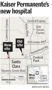 kaiser san jose facility map kaiser closes doors at kiely boulevard facility the mercury news