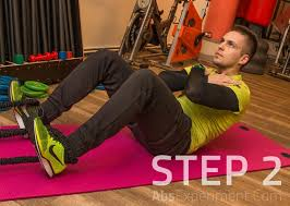 Sit Up Bench Benefits - janda sit up abdominal exercise with pictures