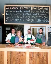 at porter road butcher james peisker and chris carter are credit eric england