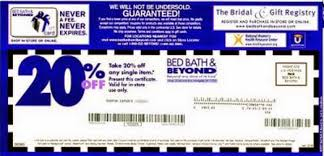 bed bath beyond 20 off bed bath and beyond coupons bed bath and beyond coupons
