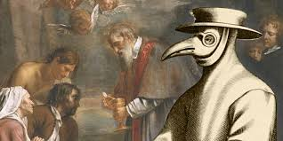real plague doctor mask the beak nosed plague doctor mask that continues to terrify was