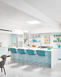 kitchen island bar stools pictures ideas tips from hgtv contemporary eat kitchen with large island