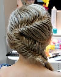 tutorial mengikat rambut kepang fashion remaja cara menata rambut dengan kepang modern