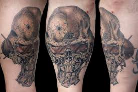megadeth vic rattlelhead by twisted tattoos on deviantart