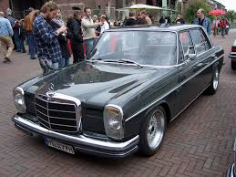 mercedes classic modified mercedes 8 modified w114 w115 limousine 1 series u2026 flickr