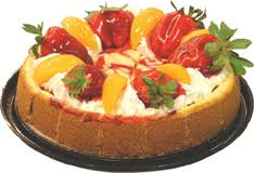 Cheesecake Decoration Fruit Pastry