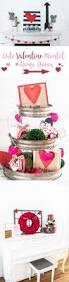 Valentine Decorations For The Home by Valentine Mantel Decor Ideas For Decorating Your Home In February