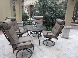 Wicker Rocker Patio Furniture - furniture adorable modern swivel patio chairs for exterior