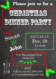 christmas cookie party invitations holiday christmas open house party invitations 2017