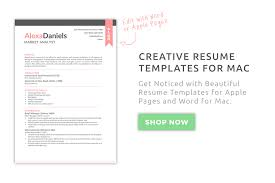 apple pages resume template for word creative resume templates for mac apple pages ٩ ۶ kukook