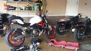 monster 821 oil change diy question help ducati ms the
