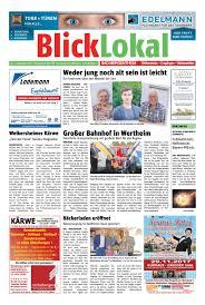 Wetter Bad Mergentheim Blicklokal Bad Mergentheim Kw35 2017 By Blicklokal Wochenzeitung