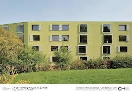 multi family house in zurich by l3p architekten zurich family