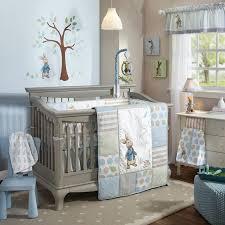 baby crib bedding neutral brown nursery carpet baby room