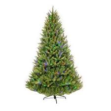 7 ft pre lit fraser fir artificial christmas tree with 700 ul