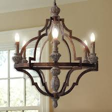 Wooden Chandeliers 2015 Rushed Lustre European Style Retro Wooden Chandeliers