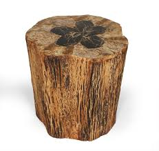 tree stump furniture home design