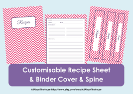 french 75 recipe card printable recipe sheet template recipe card recipe binder