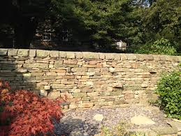 garden walls stone dry stone wall repair silver oak tree surgery