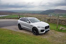 jaguar f pace blacked out f pace full impartial road test review uk car lease pcp u0026 pch