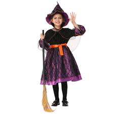 Halloween Witch Costumes Toddlers Halloween Witch Costumes Children Promotion Shop Promotional
