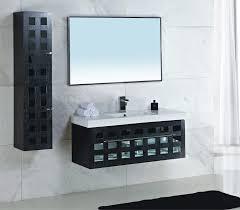 floating cabinets bathroom best 25 floating glass shelves ideas