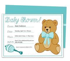 baby shower template word 42 best baby shower invitation