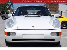 porsche 964 cabriolet for sale 1990 porsche 911 carrera 964 cabriolet for sale