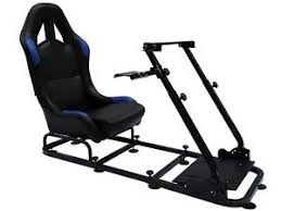 siege g27 gaming chair simulator racing seat driving xbox playstation pc g27
