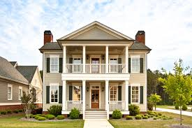 traditional two story house plans two story house double porches dream home pinterest house plans