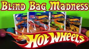 blind bags toys blind bag madness mega blocks hot wheels cars toys blue