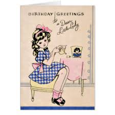 little happy birthday greeting cards zazzle