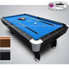 pool table accessories cheap buy play in the city pool table 8ft x 4ft blue american billiard