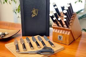 ginsu kitchen knives shun knives firstlook rainydaymagazine
