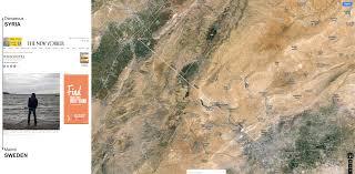 Azaz Syria Via Google Maps by Conflict Urbanism Aleppo